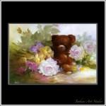 Garys Antique Teddybear